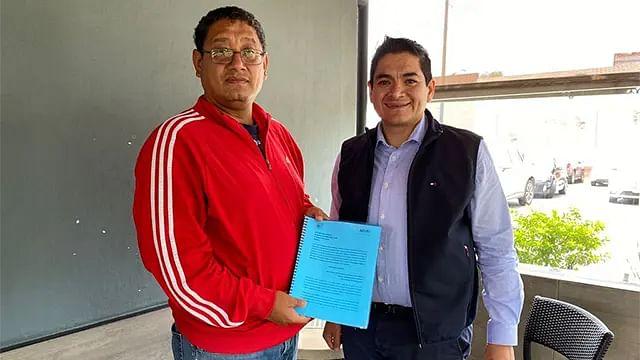 Arturo Hernández pide al IEM consulta para la Ley Indígena Integral