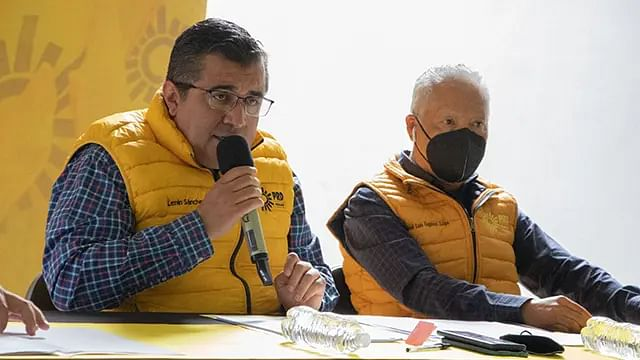 """Admite PRD que hay pocas pruebas sobre presunta """"narcoelección"""" por gubernatura de Michoacán"""