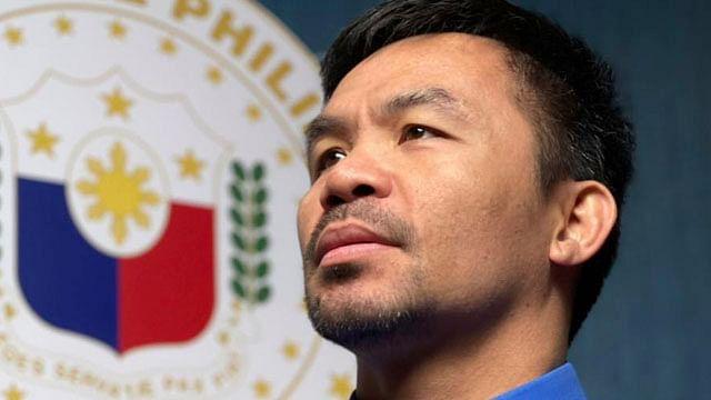 Aseguran que Pacquiao se postulará para presidente de Filipinas en 2022
