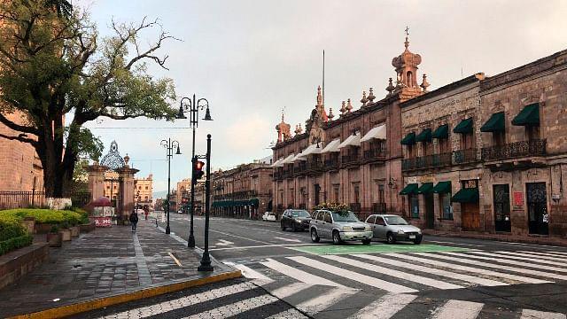Pronostican cielo nuboso este viernes en Morelia