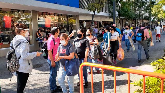 México: segundo día consecutivo con más de 19 mil contagios de Covid-19