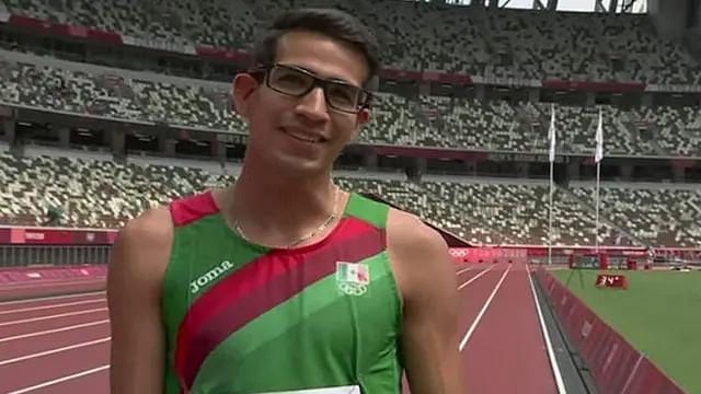 Tonatiu López termina en primer lugar y avanza a semifinal de atletismo