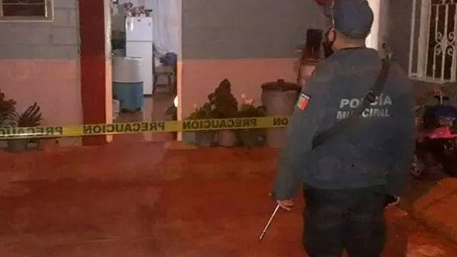 Michoacán: sujetos armados entran a vecindad y asesinan a policía