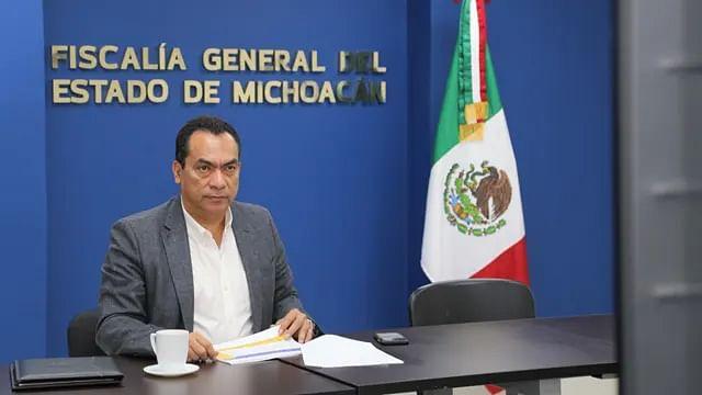 Cumplimenta FGE 22 órdenes de aprehensión en una semana: Adrián López Solís