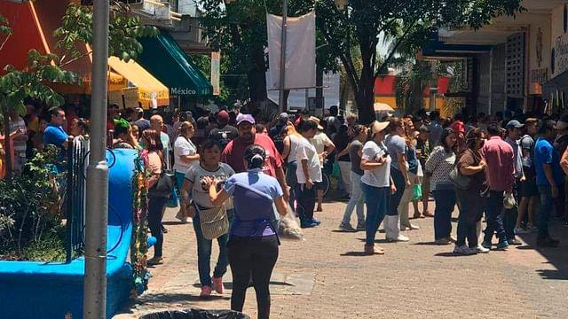 México: Más de 16 mil contagios y 400 muertes por Covid-19 en un día