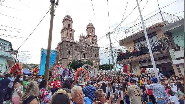 Alerta SSM sobre alto riesgo de contagio por fiestas patronales en Sahuayo