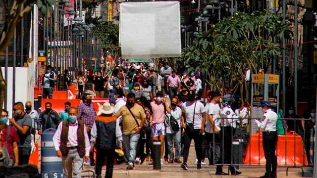 Covid-19 en México: por segundo día consecutivo, más de 16 mil contagios