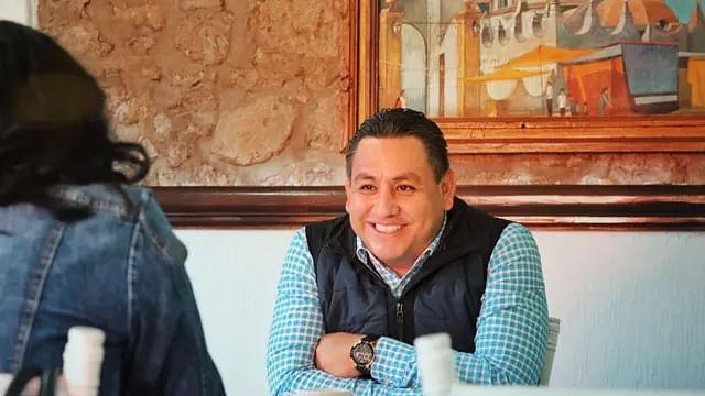 Debe PRD mantenerse unido ante los retos que enfrentan México y Michoacán: Manríquez