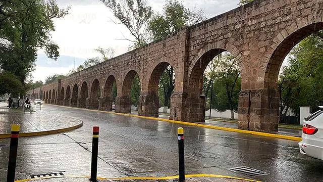 Pronostican lluvias débiles en las próximas horas en la capital michoacana