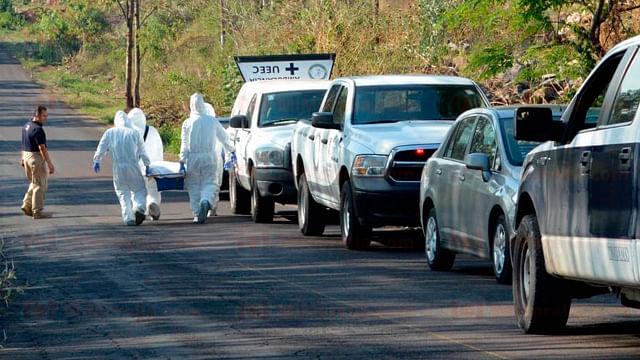 Encuentran cadáver baleado en tenencia de Morelia