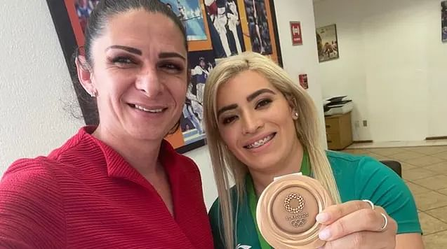 ¡QUIERE OROS! Ana Guevara iniciará plan rumbo a olímpicos de París