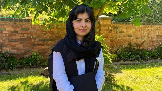 Malala pide que se abran las fronteras a mujeres y niñas afganas