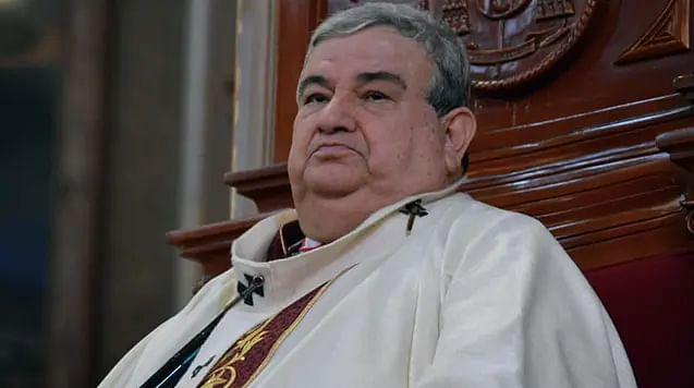 #ÚltimaHora Desintuban al arzobispo de Morelia, Carlos Garfias
