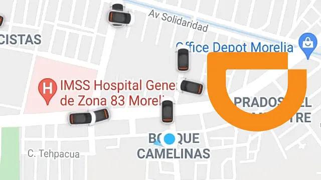 DiDi ya ofrece servicio de TRANSPORTE en Morelia; HAY DESCUENTOS