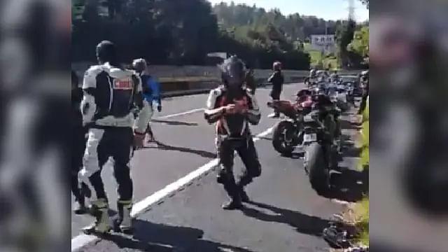 Identifican a 6 motociclistas muertos en accidente en la México-Cuernavaca