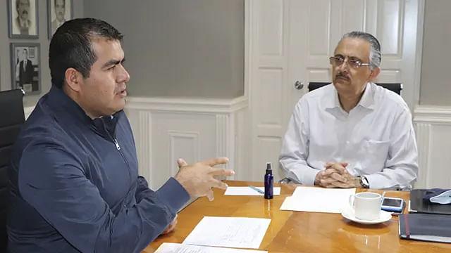 Pide alcalde de Zitácuaro al ayuntamiento entrante continuidad en la estrategia anti-Covid