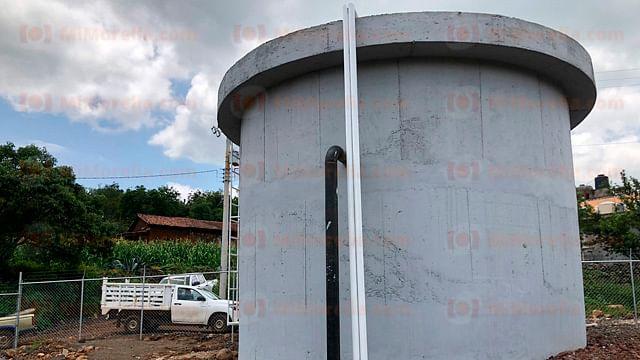 Inauguran planta de tratamiento de agua en Capula