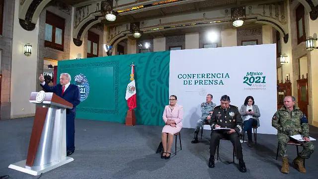 Homicidios dolosos bajan 3.86% en lo que va del 2021 en México: SSPC