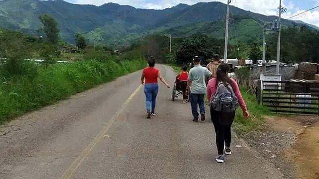 Hurtado Arévalo indicó que se trabaja con la Comisión de Atención a Víctimas para atender esta situación en Tierra Caliente
