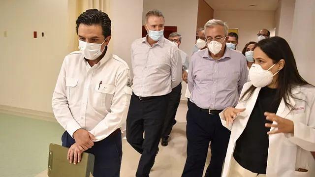En Sinaloa, IMSS analiza reconversión hospitalaria para atender Covid-19