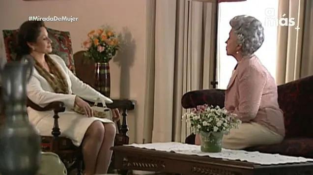 Volvió MIRADA DE MUJER, cátedra de las telenovelas, en horario estelar