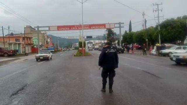Zitácuaro, en riesgo alto por Covid-19