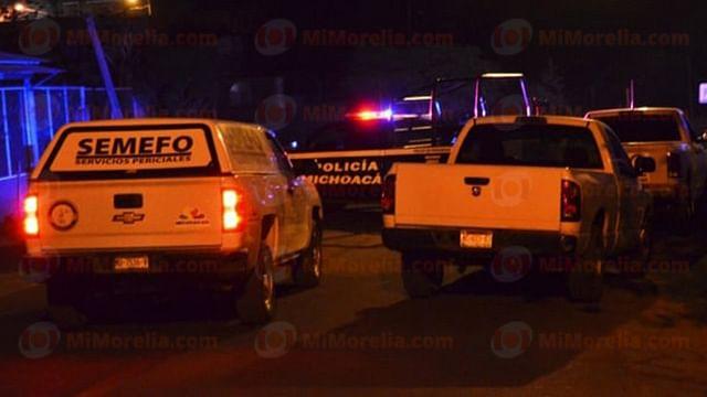 Asesinan a balazos a joven que se encontraba en calle de Cuitzeo