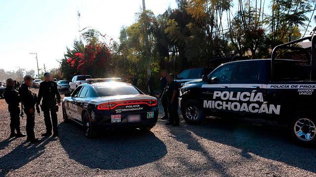 Hiere a balazos a mujer embarazada y a su esposo en Michoacán
