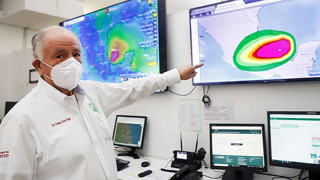 Ante impacto del huracán Grace, activa IMSS Veracruz protocolos de seguridad