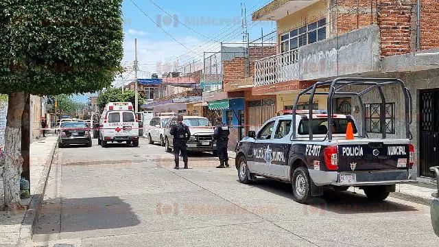 Menor de edad muere tras agresión a balazos en Zamora