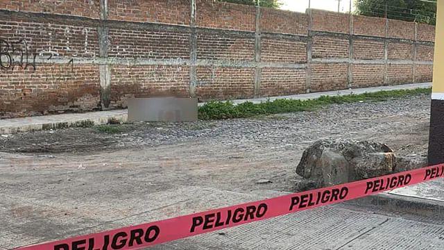 A balazos ultiman a hombre en la vía pública, en Zamora