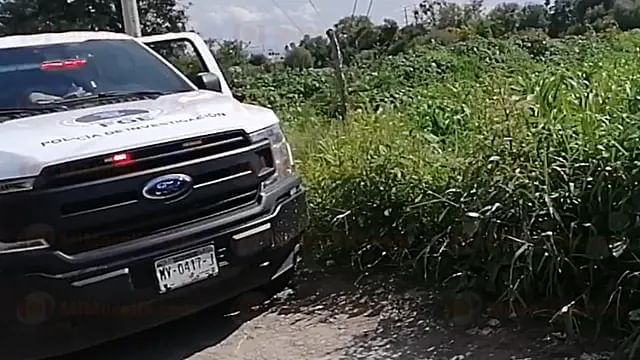 #ÚltimaHora Vecinos hallan a hombre asesinado a balazos en Morelia