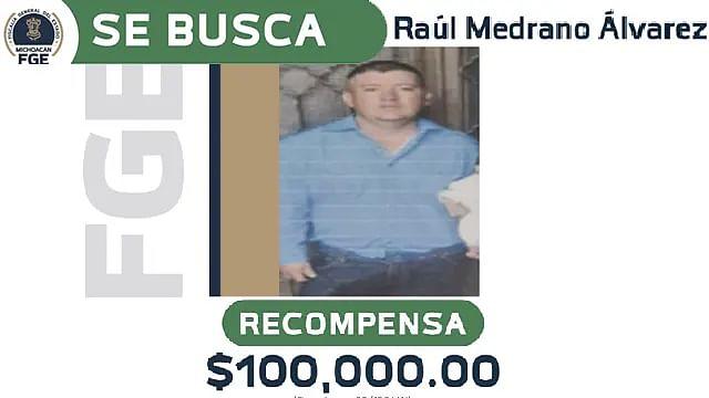 Michoacán: dan 100 mil pesos de recompensa por la localización de hombre desaparecido
