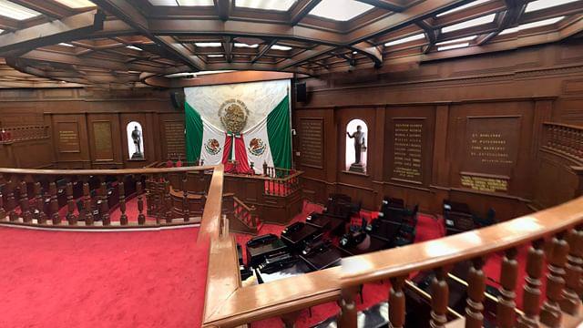 Recibe Congreso solicitud de juicio político contra Silvano Aureoles