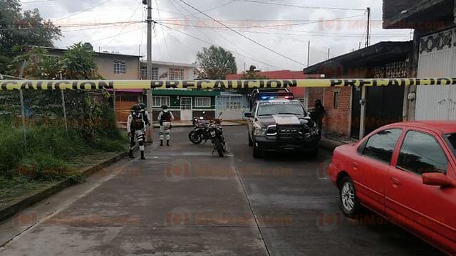 Mujer es muerta a balazos en Uruapan; la víctima no fue identificada