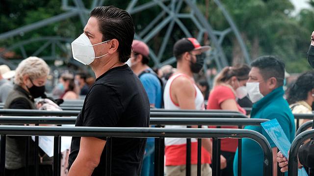 Más de 21 mil contagios nuevos de Covid-19 en México