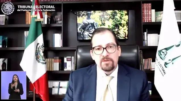 Magistrados destituyen a José Luis Vargas como presidente del TEPJF