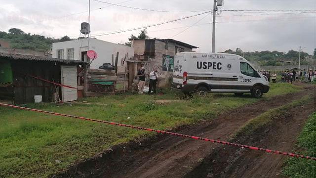Llaman a la puerta y los atacan a balazos en Morelia; un hombre murió