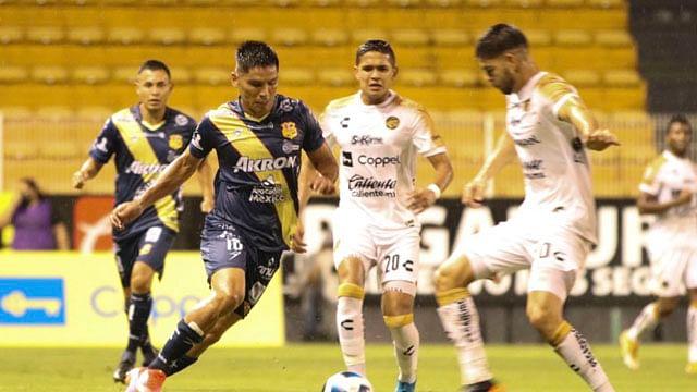 Sufre Atlético Morelia su primer descalabro