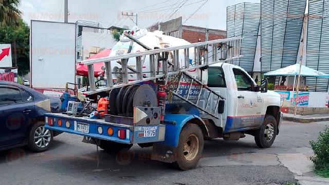 En Morelia, comisionistas de gas LP no se unieron al paro nacional