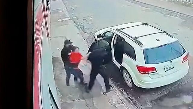 Captan secuestro de empleada en Guanajuato