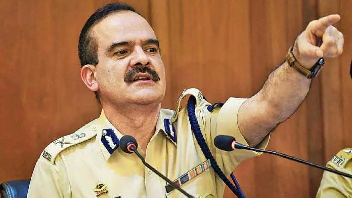 Extortion Case against Parambir singh and 7 others transferred to CID