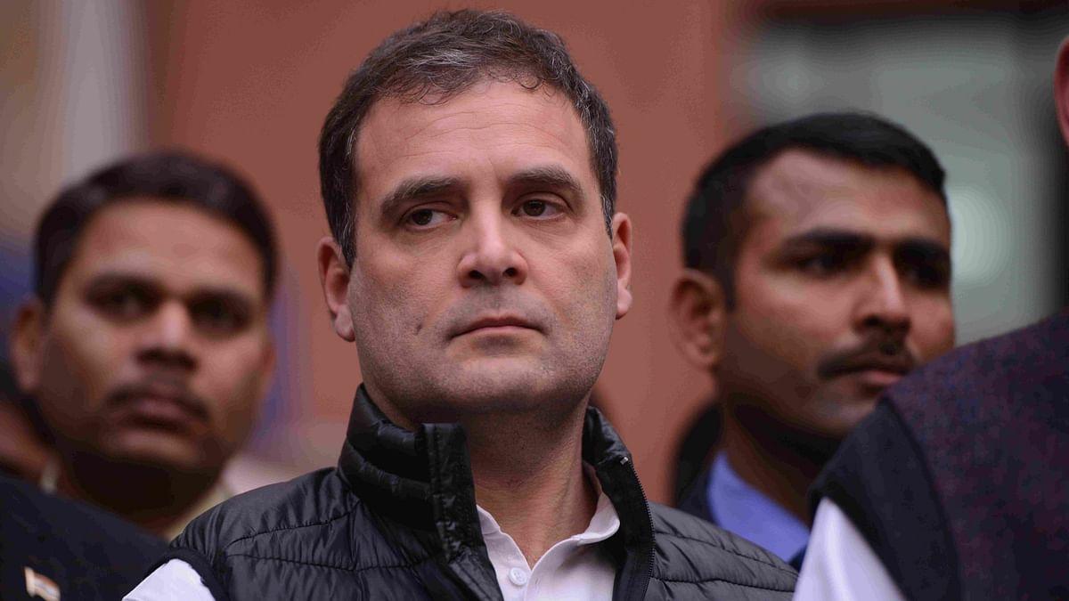 BJP हा हिंदू धर्माचा वापर आणि दलाली करणारा पक्ष, राहुल गांधी यांची घणाघाती टीका
