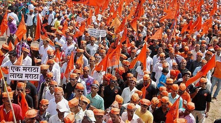 Maratha Reservation वर संसदेत धुवाँधार चर्चा सुरू असताना भाजपमधल्या मराठा नेत्यांची तोंडं कुणी बंद केली होती?-शिवसेना