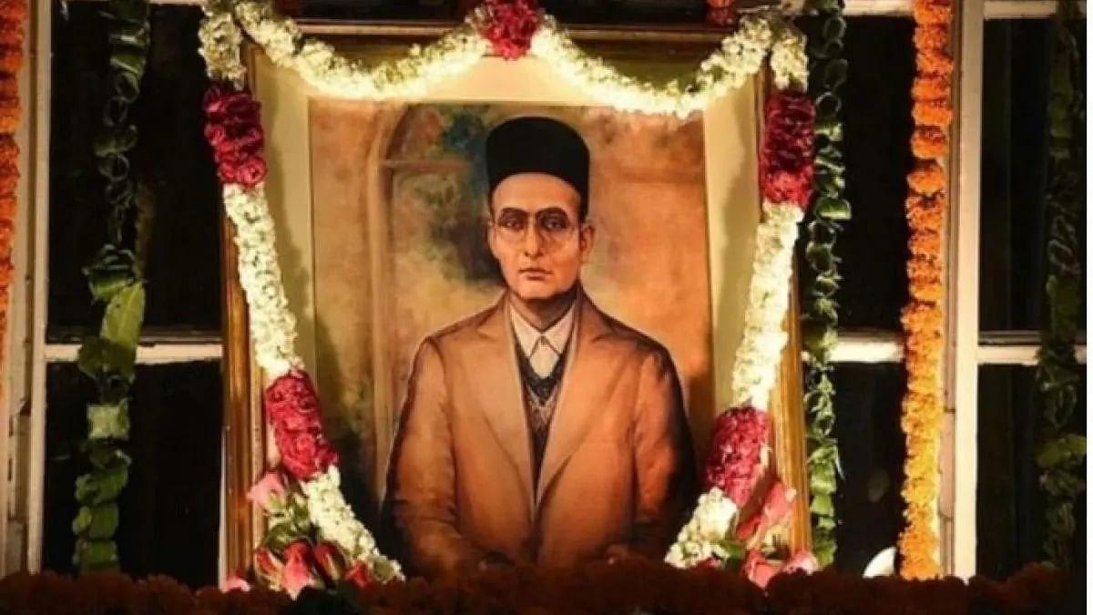 mahatma gandhi asked veer savarkar to file mercy plea to british defence minister rajnath singh claim book launch