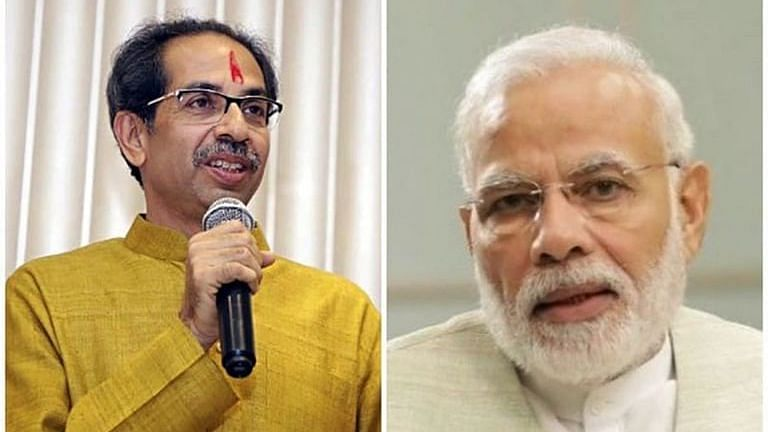 Shiv Sena criticized Asaduddin Owaisi and BJP  through saamana editorial