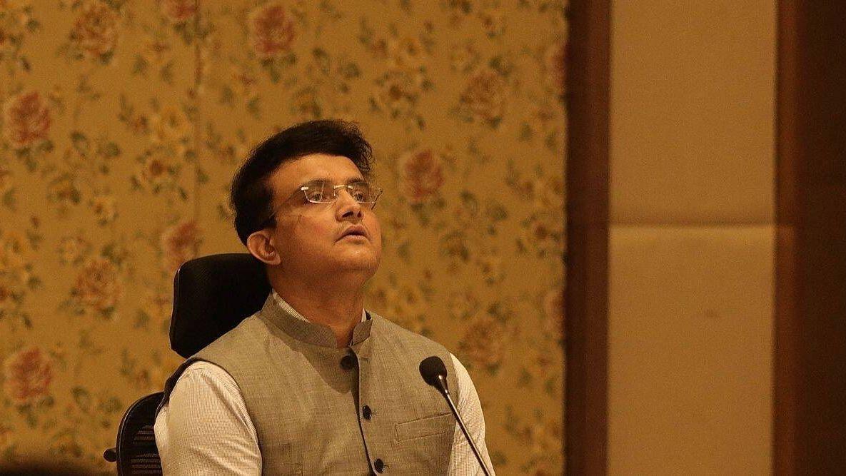 IPL 2021 भारतात आयोजित करणं ही चूक नव्हती - BCCI अध्यक्ष सौरव गांगुली