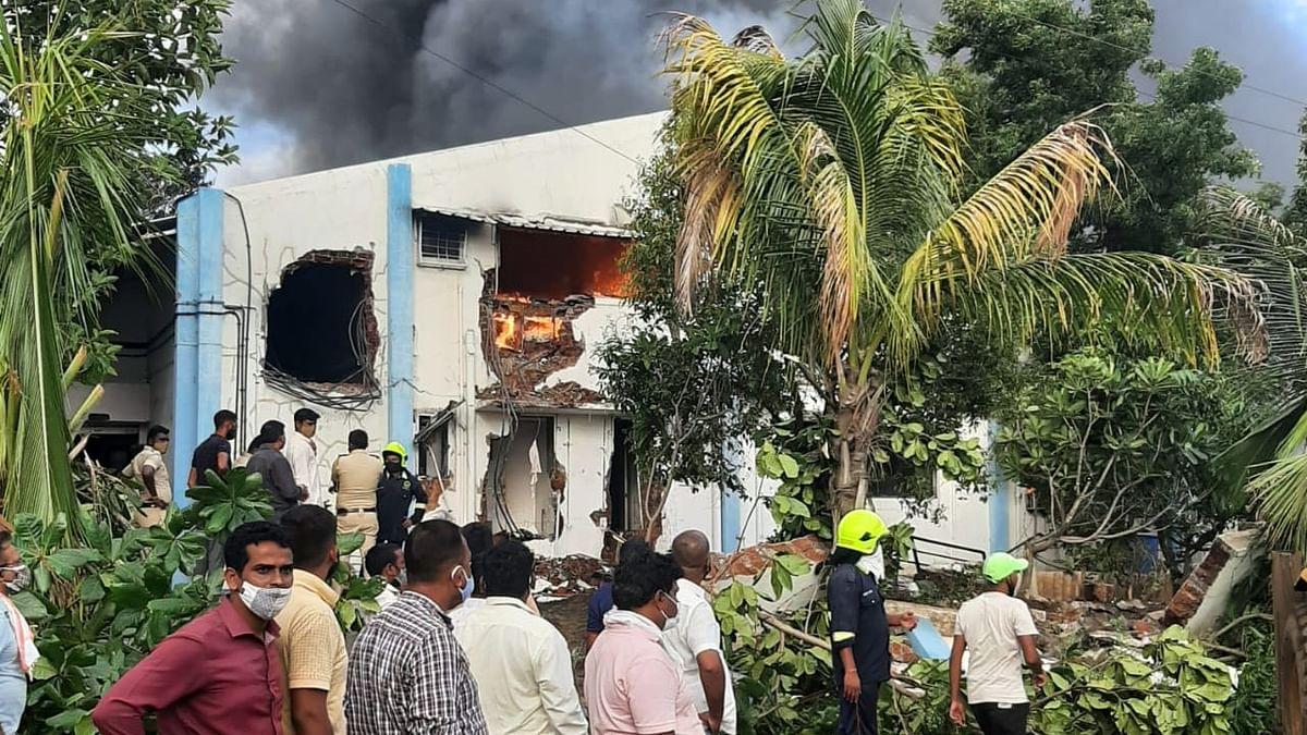 Wardha: Two persons injured at Deolali's Mahalakshmi steel plant