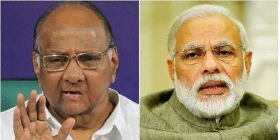 Narendra Modi यांच्या विरोधात शरद पवारच पंतप्रधानपदाचे योग्य उमेदवार -संजय राऊत