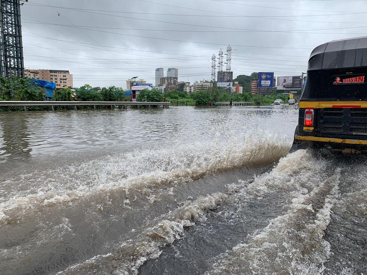 Cyclone Gulab : आठ जिल्ह्यांना रेड अलर्ट; कोकण, पश्चिम महाराष्ट्रात जाणवणार परिणाम